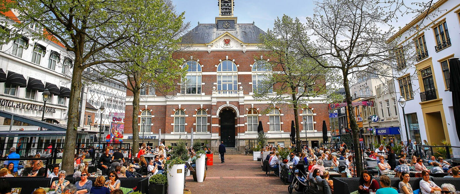 studyinholland-universitiesofappliedsciences-saxion-apeldoorn city-Holland